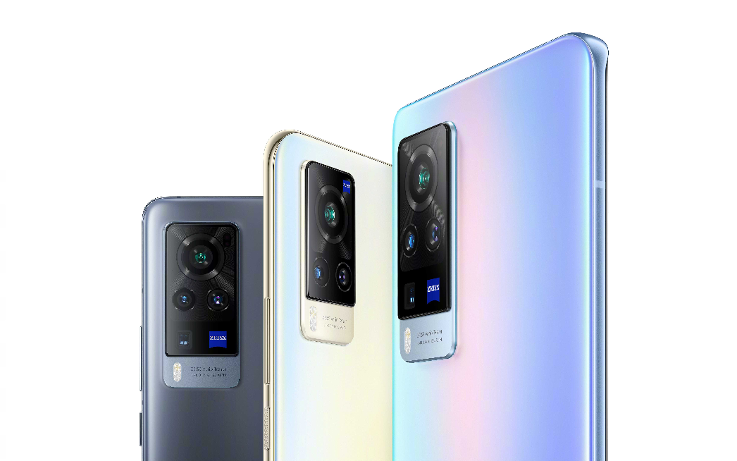 Vivo X60 rear design
