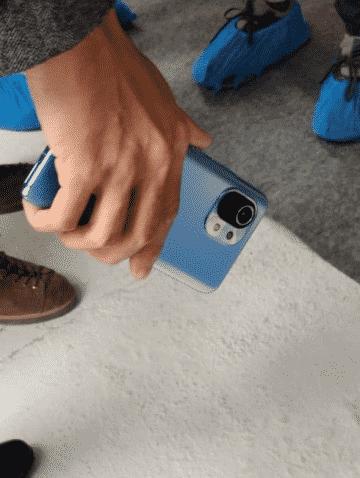 Xiaomi Mi 11 live shot (1)