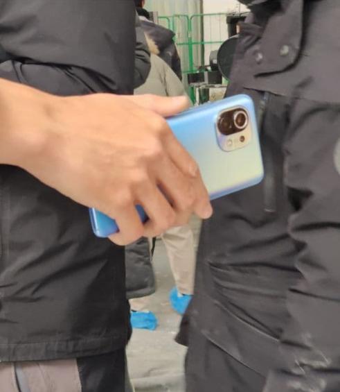 Xiaomi Mi 11 live shot (2)