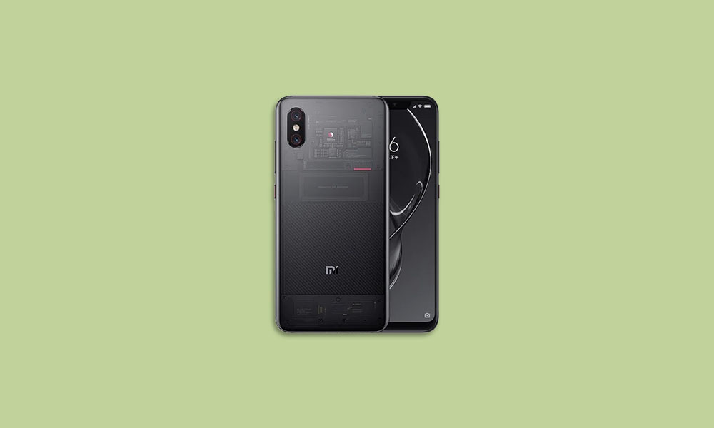 Download/Install Lineage OS 18.1 For Xiaomi Mi 8 Explorer (Android 11)