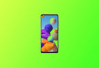 A217FXXU5BUA2 - Galaxy A21S January 2021 security patch update (Global)