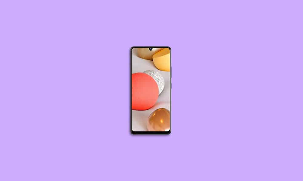 A426BXXU1AUA1 - Galaxy A42 5G January 2021 security patch update (Global)