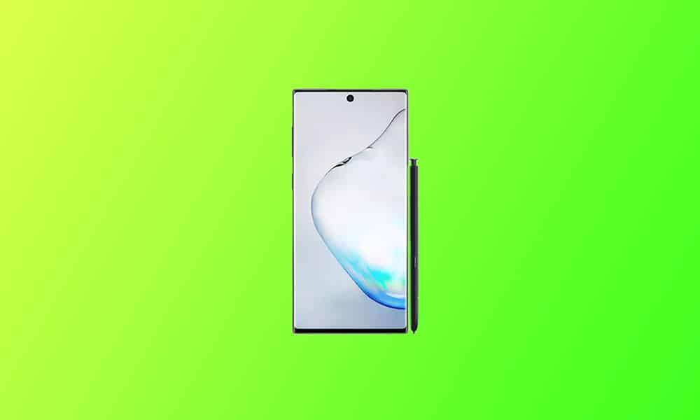 N975FXXU6EUA5 - Galaxy Note 10 Plus January 2021 security patch update (Global)