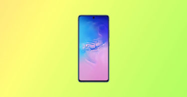 G770FXXS3DTL2 - Galaxy S10 Lite January 2021 security patch update