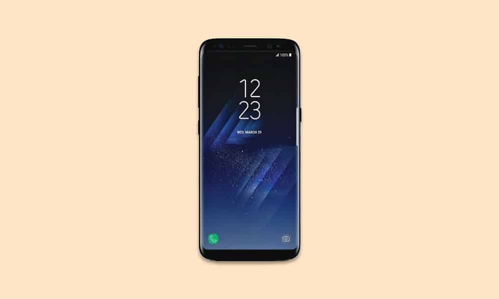 October Security Patch 2020: G955FXXSBDTJ1 For Galaxy S8 Plus (Global)
