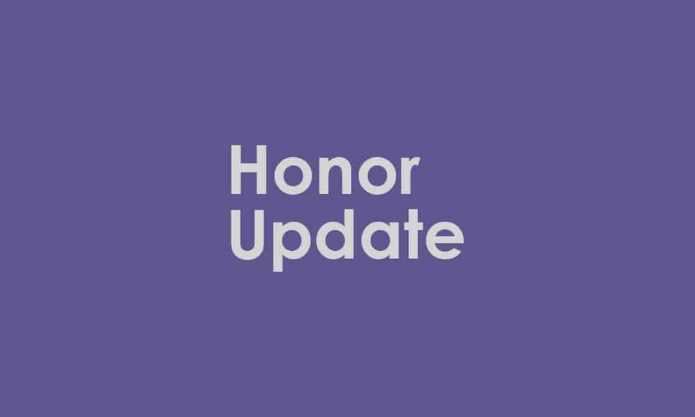 Honor Play 4 Pro 5G gets December 2020 security update with Magic UI 3.1 (v3.1.0.128)