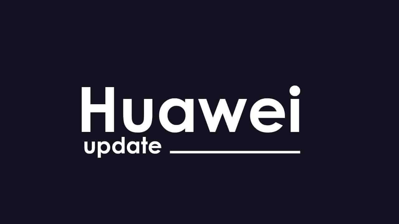 Huawei Nova 6 SE gets System optimization update with EMUI 10.1.0.229