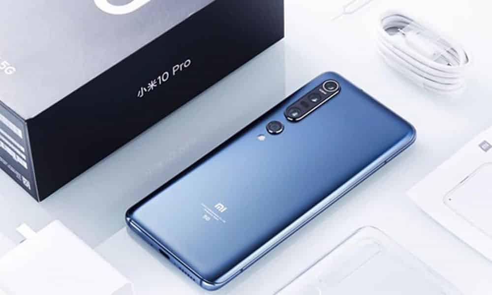 V12.2.3.0.RJAEUXM Android 11 Stable: Xiaomi Mi 10 Pro MIUI 11.0.5.0 Europe Stable ROM - December security patch 2020