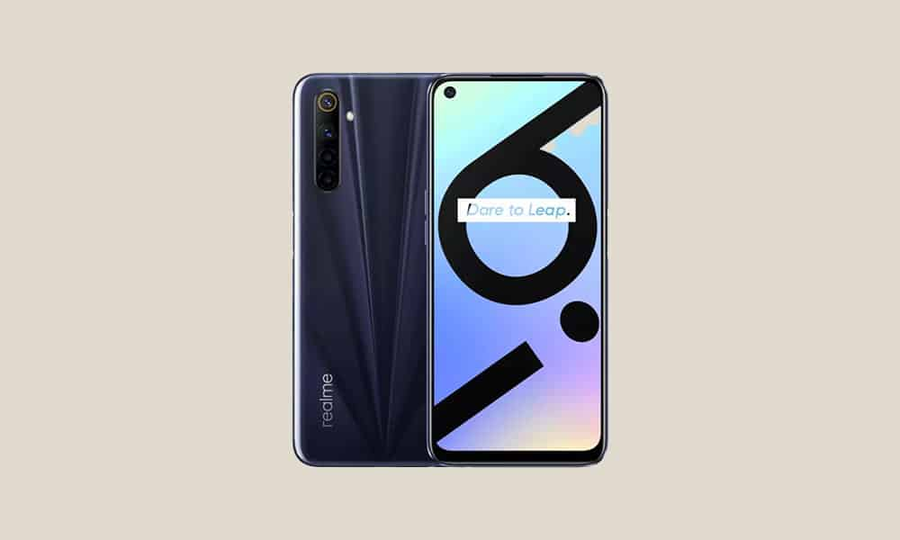 Realme 6i: Install TWRP Recovery and Root It