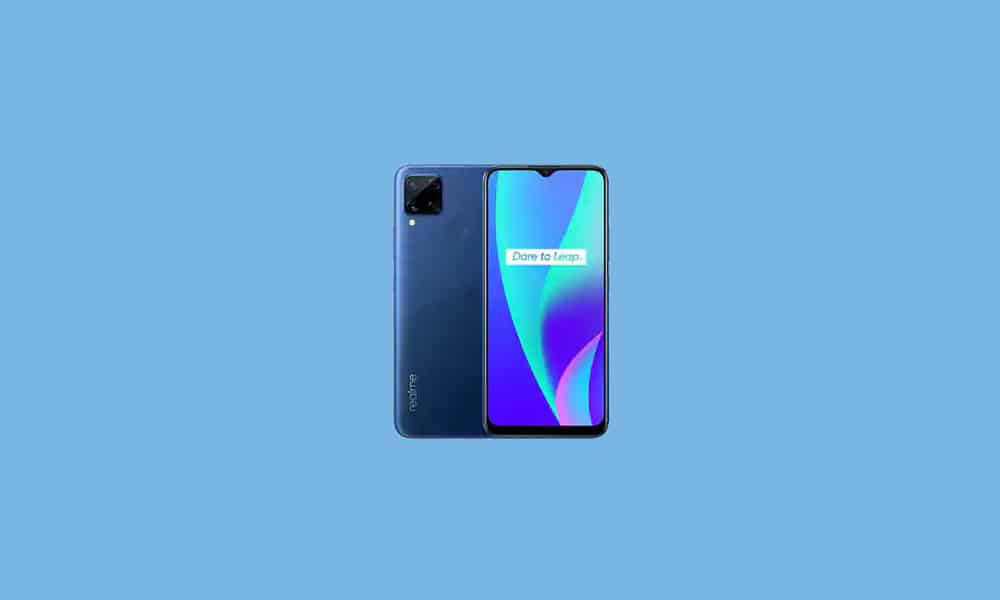 [RMX2189_11_C.01] Realme C12 Realme UI 2.0 Android 11 update released