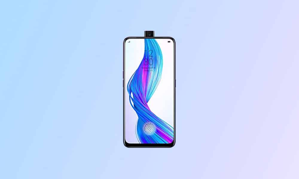Realme X and XT getting a new Realme UI VoLTE network issue fix update
