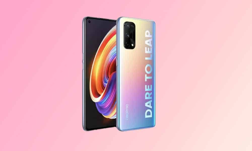 [RMX2176_11_A.24] Realme X7 picks up January 2021 security patch