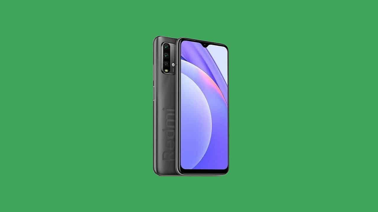 V12.0.4.0.QJQINXM - Redmi 9 Power picks up December security patch 2020 in India