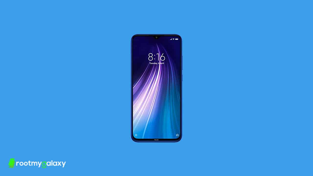 V12.0.3.0.QCOMIXM | Redmi Note 8 January 2021 security patch