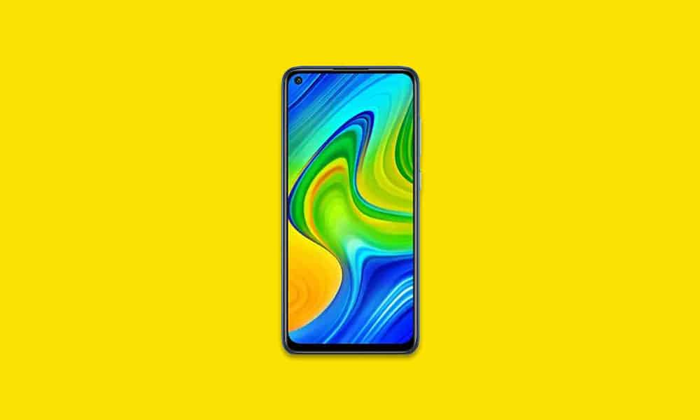 V12.0.3.0.RJWINXM: Redmi Note 9S/9S Pro Official Android 11 stable update