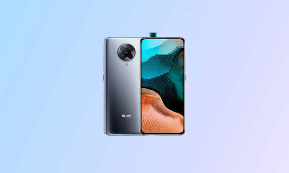 Redmi K30 Pro getting a camera related update