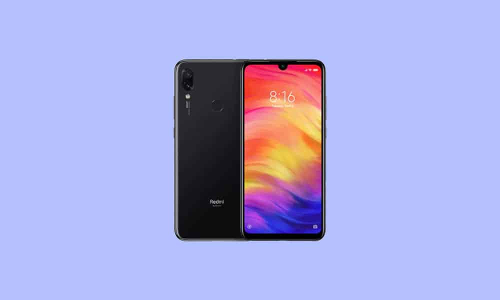 V12.0.2.0.QFGINXM: Redmi Note 7/7S MIUI 12.0.2.0 India Stable ROM - December security patch 2020