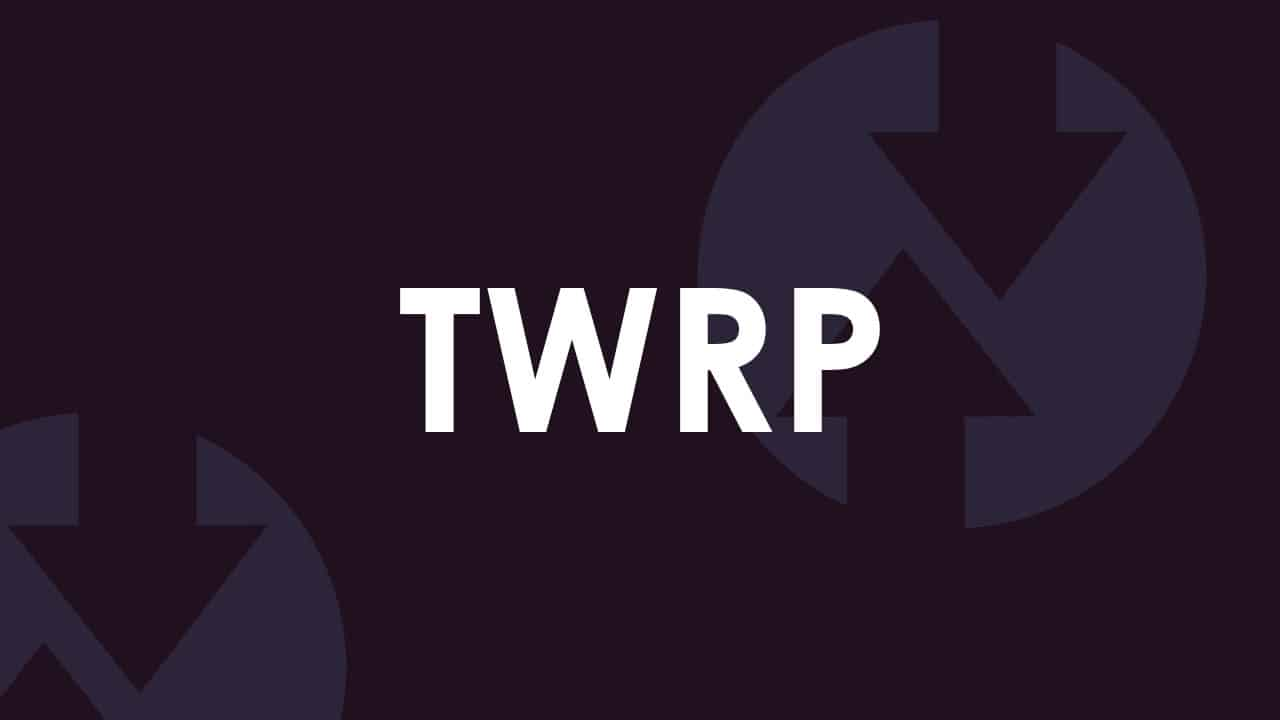 [Download] TWRP 3.5.0 released with improvements and support for Android 10 devices