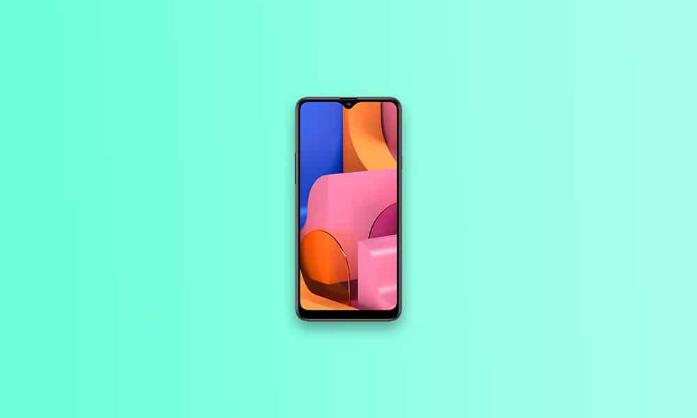 A207FXXS2BUA3 - Galaxy A20S January 2021 security patch update (Global)