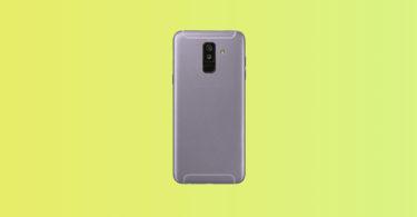 A605GNUBS8CUA1 - Galaxy A6 Plus January 2021 security patch update (South America)