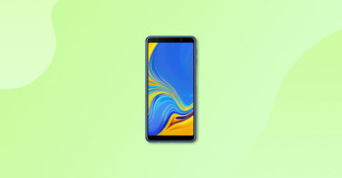 A750FNXXU5CUA1 - Galaxy A7 2018 January 2021 security patch update (Europe)