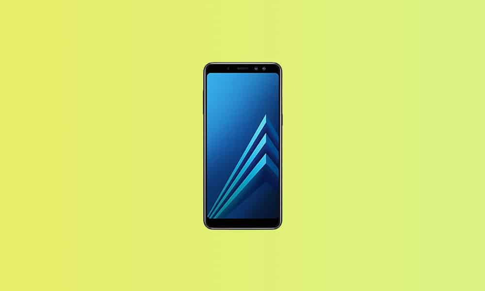 A530WVLSFCTL1: January 2021 security For Galaxy A8 2018 (Canada)