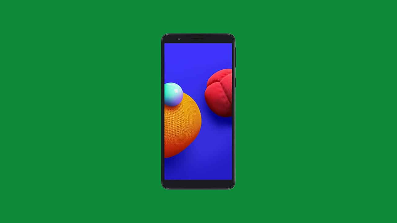 M013FDDS2AUA1 - Galaxy M01 Core January 2021 security patch update (India)