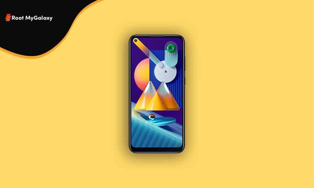 M115FXXU2AUA3 - Galaxy M11 January 2021 security patch update (India)