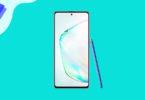 N770FXXS7DUB1 - Galaxy Note 10 Lite February 2021 security patch update (Europe)