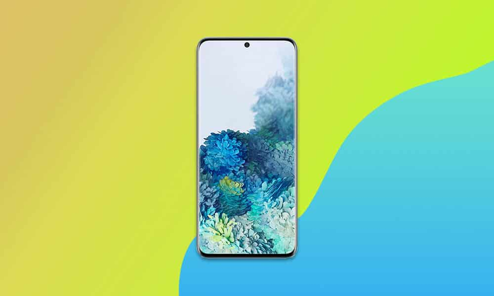 G980FXXS6CUA8 - Galaxy S20 February 2021 security patch update (Europe)