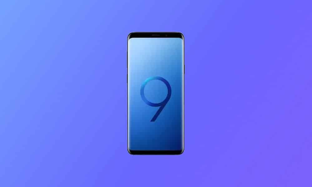 G965U1UES9FUA1 - US UNLOCKED Galaxy S9 Plus January 2021 Security Patch
