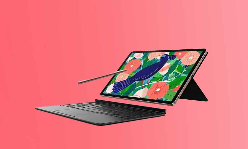 January 2021 security patch update For Galaxy Tab S7 WiFi rolled out in Europe (T870XXU1BUAC)