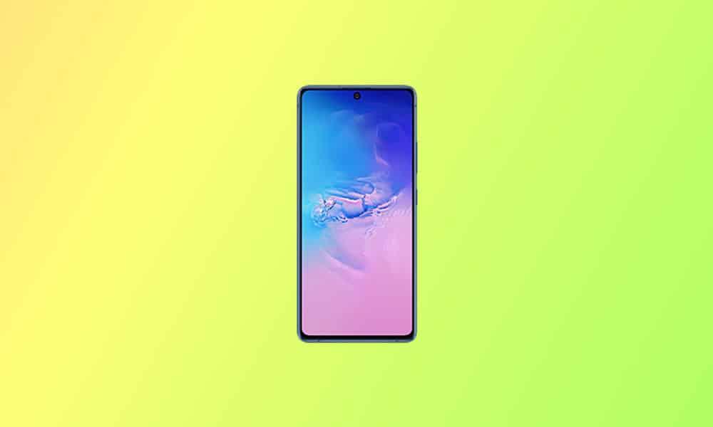 G770FXXS4DUA2 - Galaxy S10 Lite February 2021 security patch update