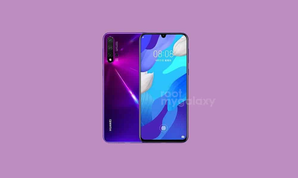 Huawei Nova 6 bags December 2020 security update with EMUI 11.0.0.168