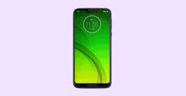 Download/Install Lineage OS 18.1 For Moto G7 (Android 11)