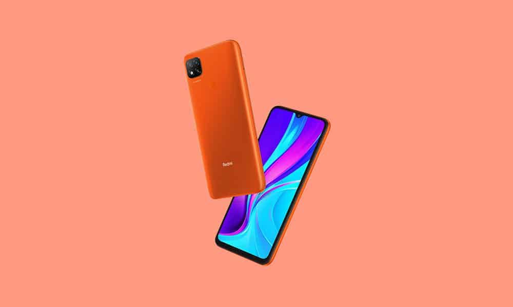 V12.0.6.0.QCSEUXM: Redmi 9C NFC Europe Stable ROM - January 2021 security patch