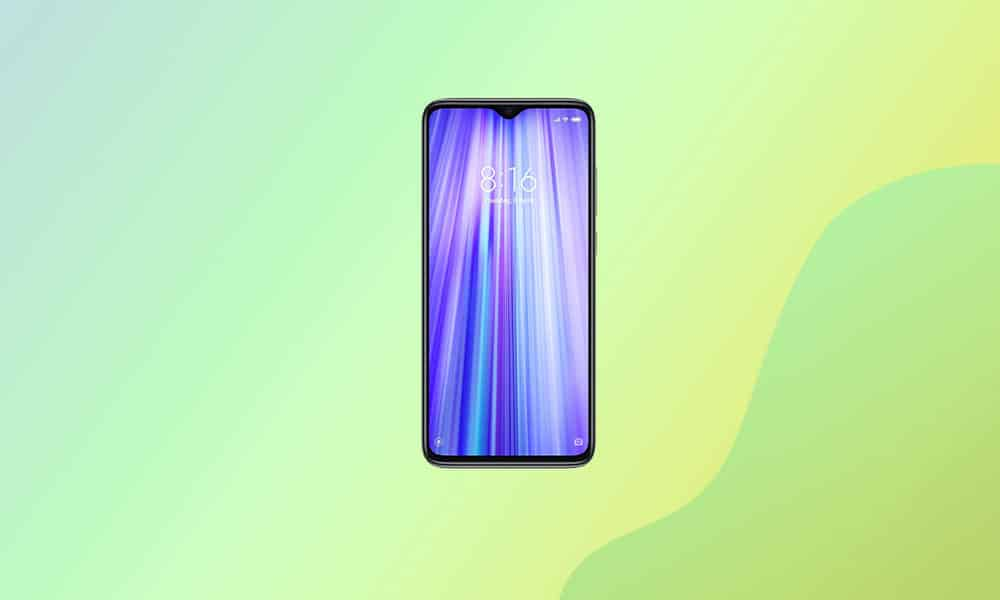 V12.0.5.0.QGGCNXM: Redmi Note 8 Pro MIUI 12.05.0 China Stable ROM rolls out (Download inside)