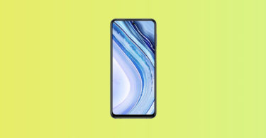Redmi Note 9 Pro 5G receives February 2021 security with MIUI V12.0.10.0.QJSCNXM